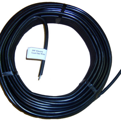 Underground Lead Out Wire 100'