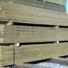 16' Treated Pine Board
