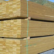 10' Treated Pine Board