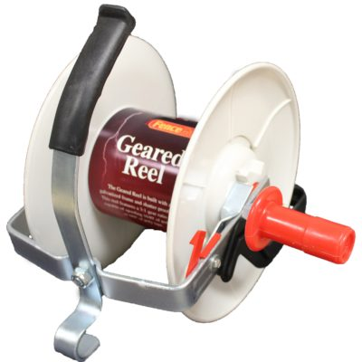 FenceGard Geared Reel