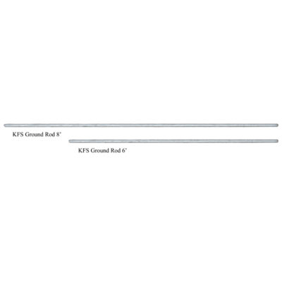KFS Ground Rod 6'