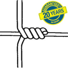 """47"""" Height/6"""" Stays/330' Length Gaucho Pro 20 Field Fence"""