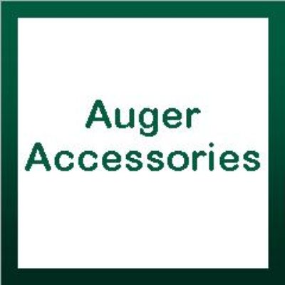 Auger Accessories