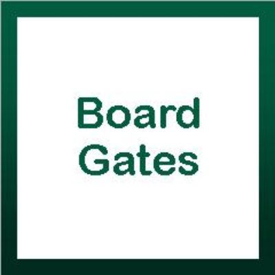 Board Gates