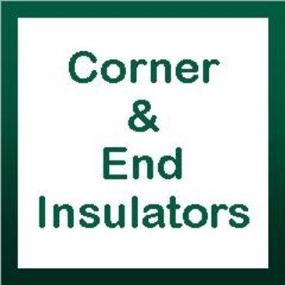 Corner & End Insulators