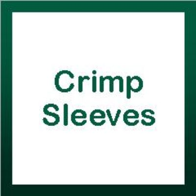 Crimp Sleeves