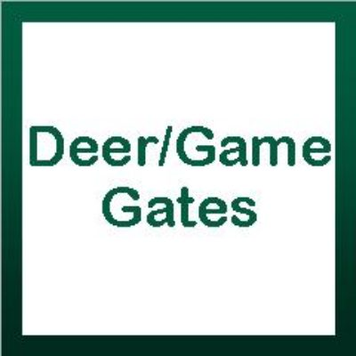 Deer & Game Gates