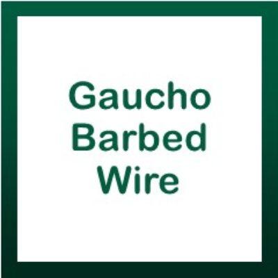 Gaucho Barbed Wire