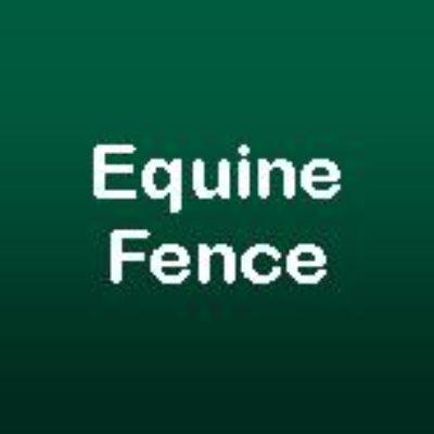 Equine Fence