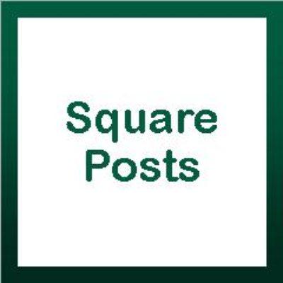 Square Posts