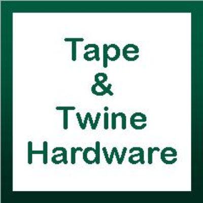 Tape & Twine Hardware