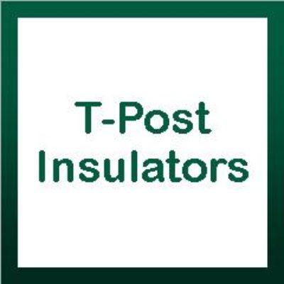 T-Post Insulators