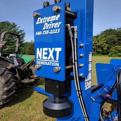 Extreme Driver Next Generation Trailer Rental Unit