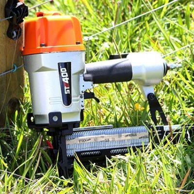 ST400 Pneumatic Fence Post Stapler