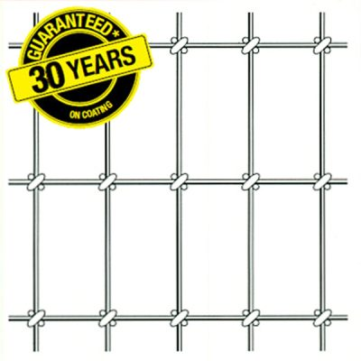 "48"" High Strength Gaucho 30 Non-Climb Horse Fence"